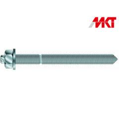 Шпилька резьбовая MKT V-A, оцинкованная сталь 5.8