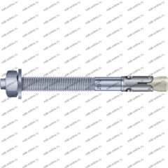 Клиновой анкер BZ plus 12-105-125/200, стальн.оцинк. 06345001