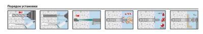 Резьбовая шпилька VMZ-A 200 M24-100/340 32720101