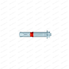 Высоконагрузочный анкер SZ-B 24/20 М16 L=157 А4, нерж.сталь 16515501